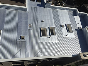 commercial roofing - Commercial Roofs