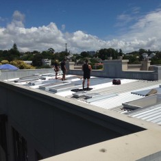 spouting and guttering 235x235 - Commercial Roofs